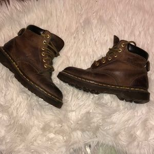 Dr doc martens Boots England made 1460 4 6 6 1/2